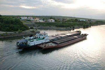 Murfatlar  - Canalul Dunare - Marea Neagra