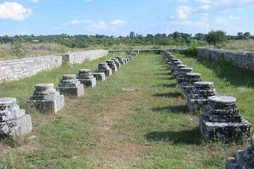 Adamclisi - Mausoleul