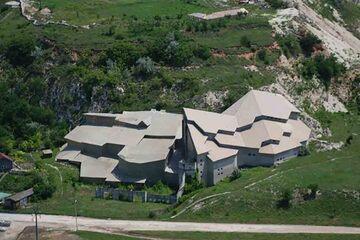 Murfatlar  - Complexul Monastic de la Basarabi