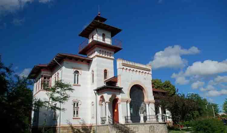 Conacul lui Mihail Kogalniceanu
