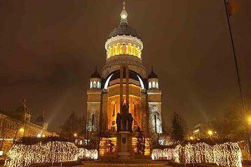 Arad - Catedrala Nasterea Sf. Ioan Botezatorul