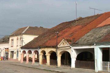 Lipova - Bazarul turcesc
