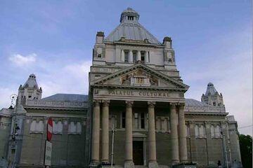Arad - Palatul Culturii