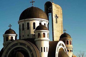 Zalau - Catedrala Sfanta Vineri