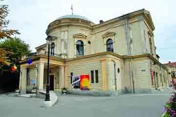 Satu Mare - Teatrul de nord