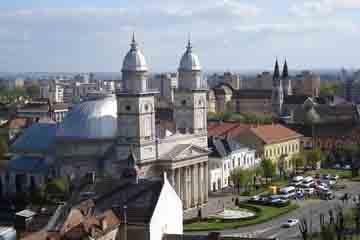 Satu Mare - Catedrala Romano-Catolica