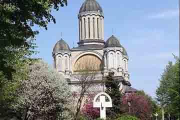 Satu Mare - Catedrala Ortodoxa Adormirea Maicii Domnului