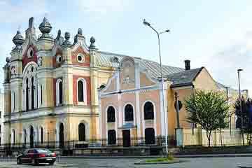 Satu Mare - Sinagoga