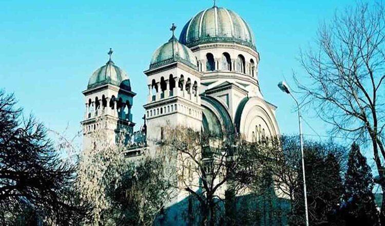 Biserica Sf. Arhangheli Mihail si Gavril