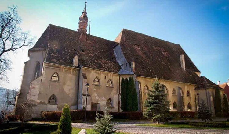 Biserica Manastirii Dominicane