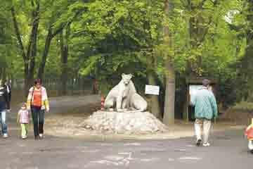 Targu Mures - Gradina Zoologica