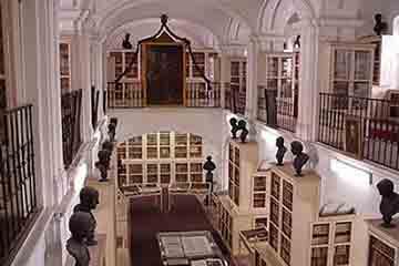 Targu Mures - Biblioteca Teleki-Bolyai