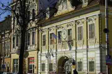 Targu Mures - Muzeul de Etnografie