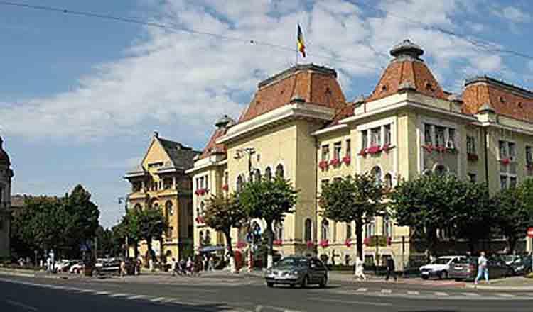 Obiective turistice Targu Mures din Romania