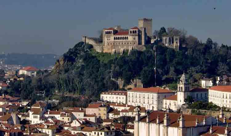 Obiective turistice Leiria din Portugalia