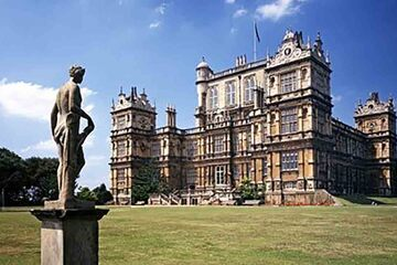 Nottingham  - Wollaton Hall