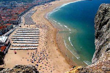 Nazare - Plajele din Nazare