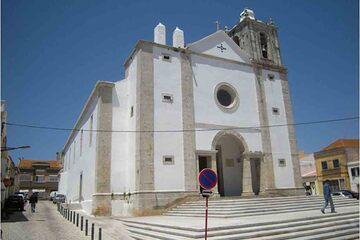 Peniche - Biserica San Pedro