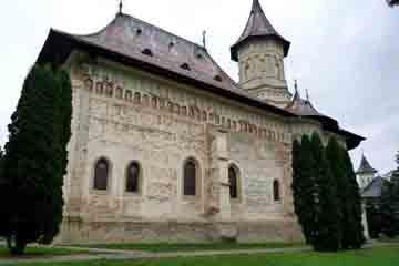 Suceava - Manastirea Sf Ioan cel Nou