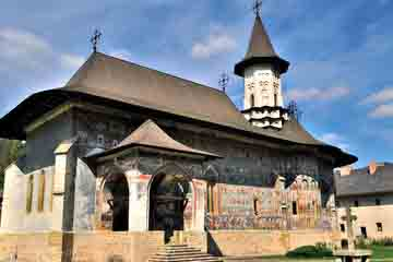 Suceava - Manastirea Sucevita