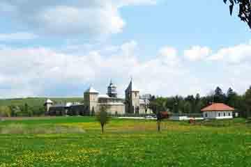 Suceava - Manastirea Dragomirna
