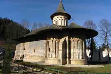 Suceava - Manastirea Voronet