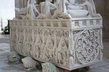 Alcobaca - Mormintele regale
