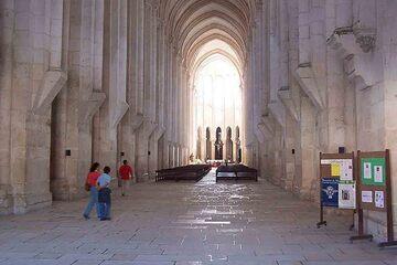 Alcobaca - Capela Sfantului Bernard