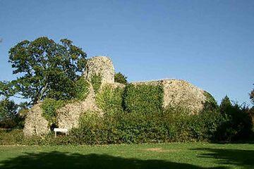 Saffron Walden - Castelul Walden