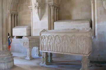 Alcobaca - Panteonul Regal