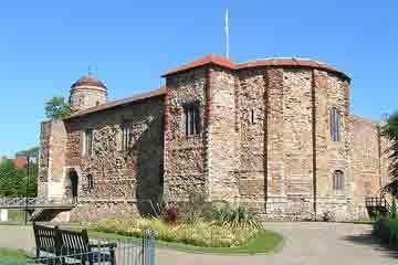 Coggeshall - Castelul Colchester