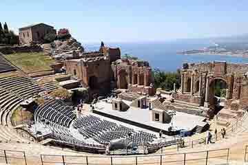 Atena - Teatrul grecesc