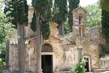 Atena - Manastirea Kaisariani