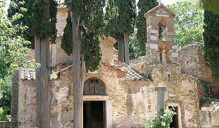 Manastirea Kaisariani