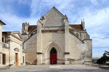 Auxerre - Abbatiale de St Germain