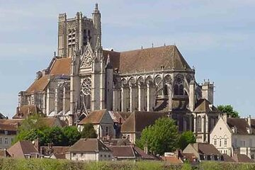 Auxerre - Cathedrale St Etienne