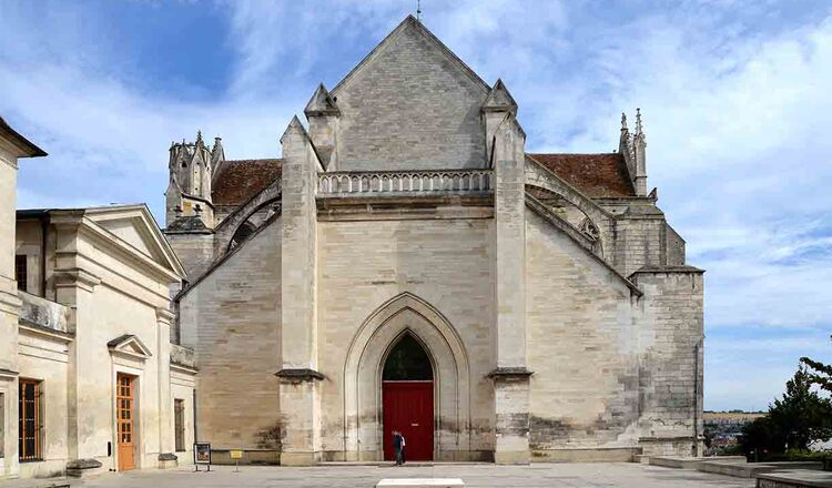 Abbatiale de St Germain