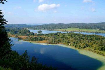 Muntii Jura - Region des Lacs