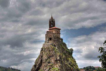 Le Puy en Velay - St. Michel d'Aiguilhe