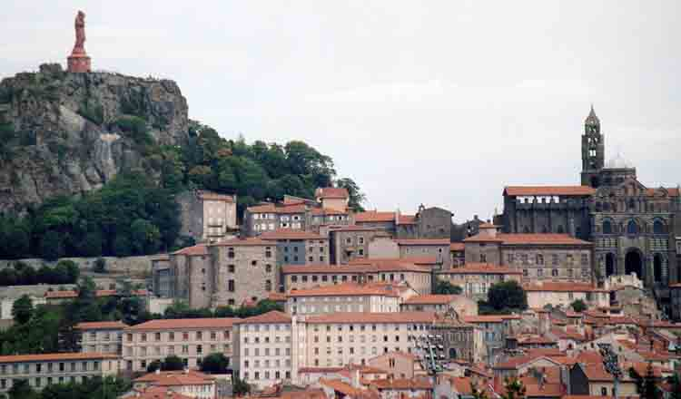 Obiective turistice Le Puy en Velay din Franta