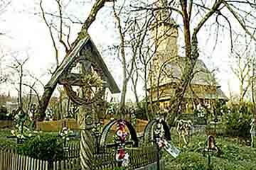 Baia Mare - Biserica din Desesti