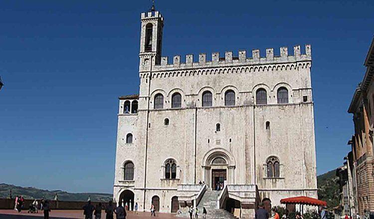 Obiective turistice Gubbio din Italia