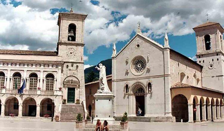 Obiective turistice Norcia din Italia