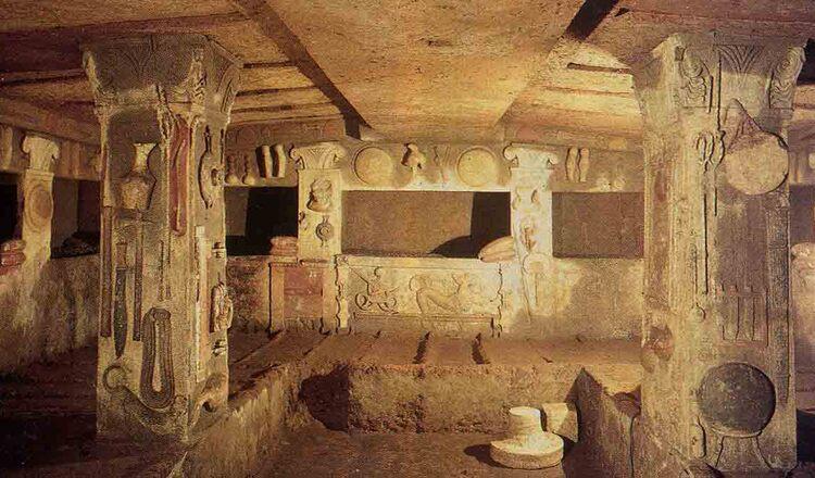 Galeriile subterane din Orvieto