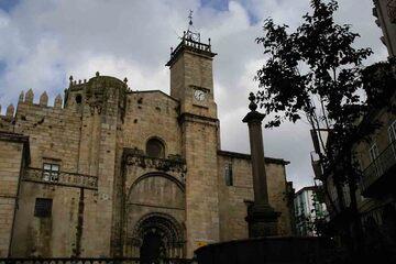 Ourense - Catedrala Praza do Trigo