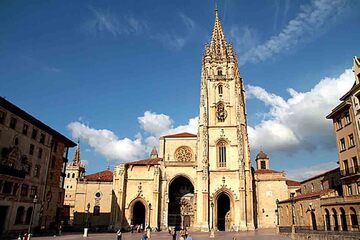 Oviedo - Catedrala