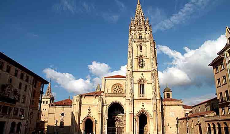 Obiective turistice Oviedo din Spania