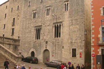 Girona - Placa de la Catedral