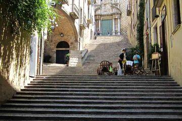 Girona - Pujada de Sant Domenec la Palau dels Agullana
