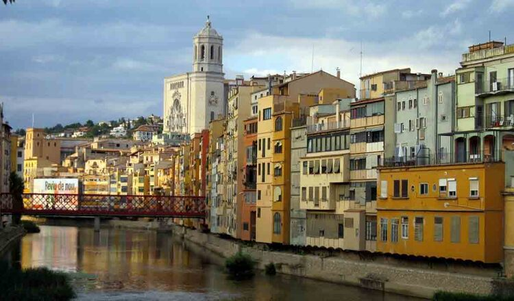 Obiective turistice Girona din Spania